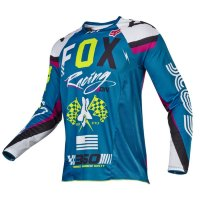 Мотоджерси Fox 360 Rohr Jersey Teal XL (17247-176-XL)