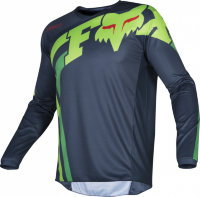 Мотоджерси FOX 180 Race Blue Green, XXL