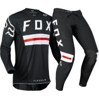 Мотоджерси Fox Flexair Preest LE Jersey Black/Red XXL (22143-017-2X)