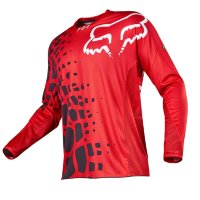 Мотоджерси Fox 360 Grav Jersey Red XL (17243-003-XL)