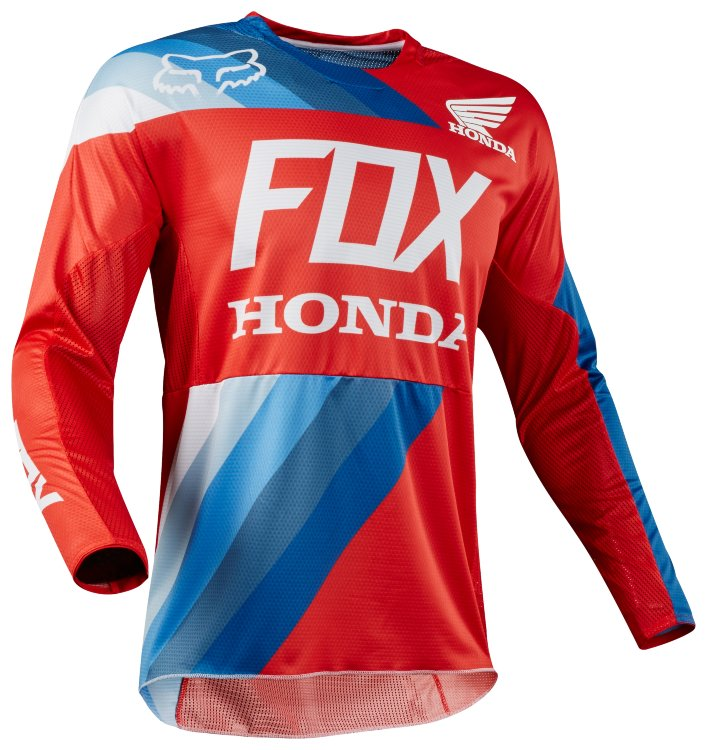 Мотоджерси Fox 360 Honda Jersey Red XL (19424-003-XL)